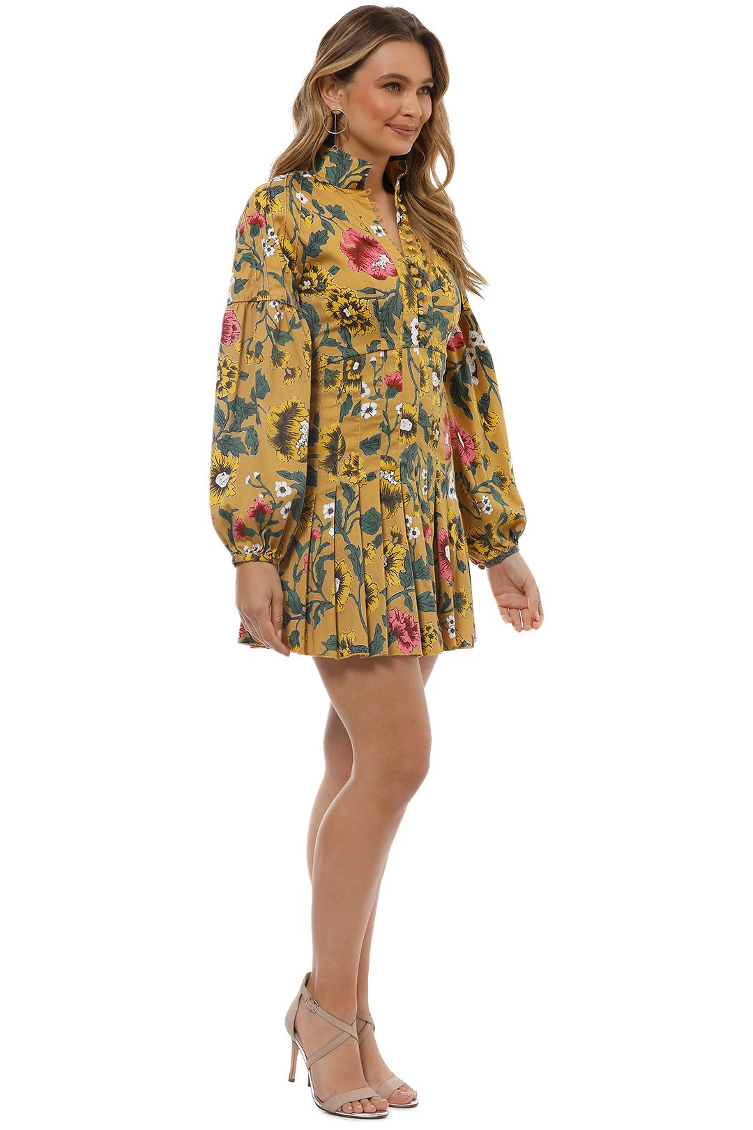Cameo - Another Lover LS Dress - Side