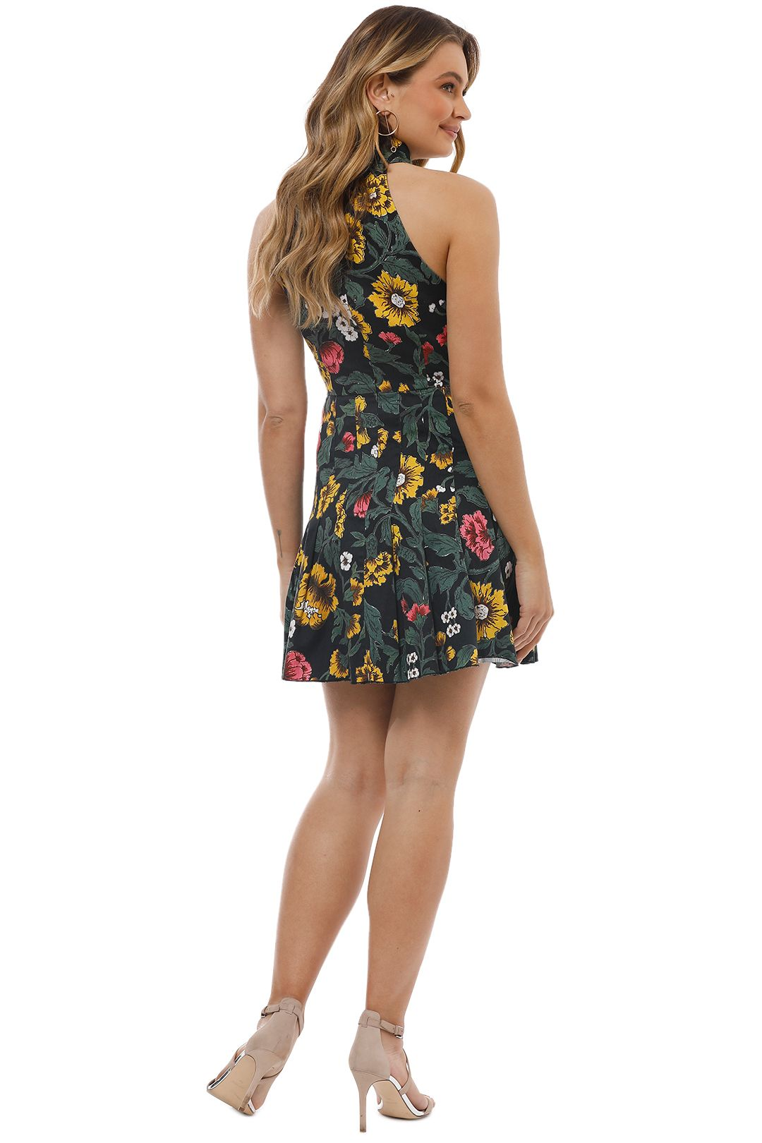Cameo - Another Lover Dress - Black - Back