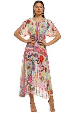 Coop-By-Trelise-Cooper-Funnel-Vision-Dress-Pink-Prink-Front