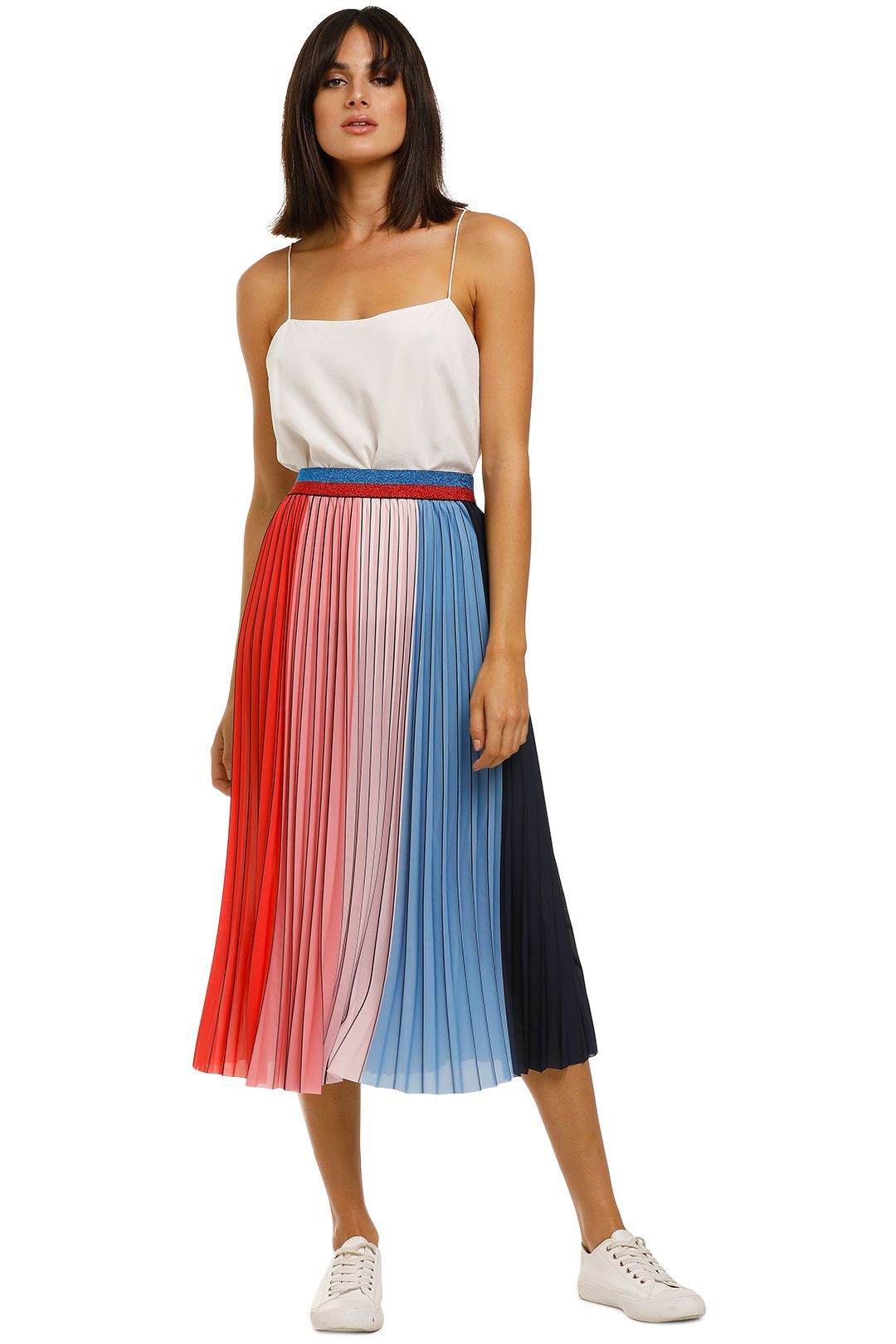 Coop-by-Trelise-Cooper-Let-Them-Pleat-Cake-Skirt-Sherbet-Front