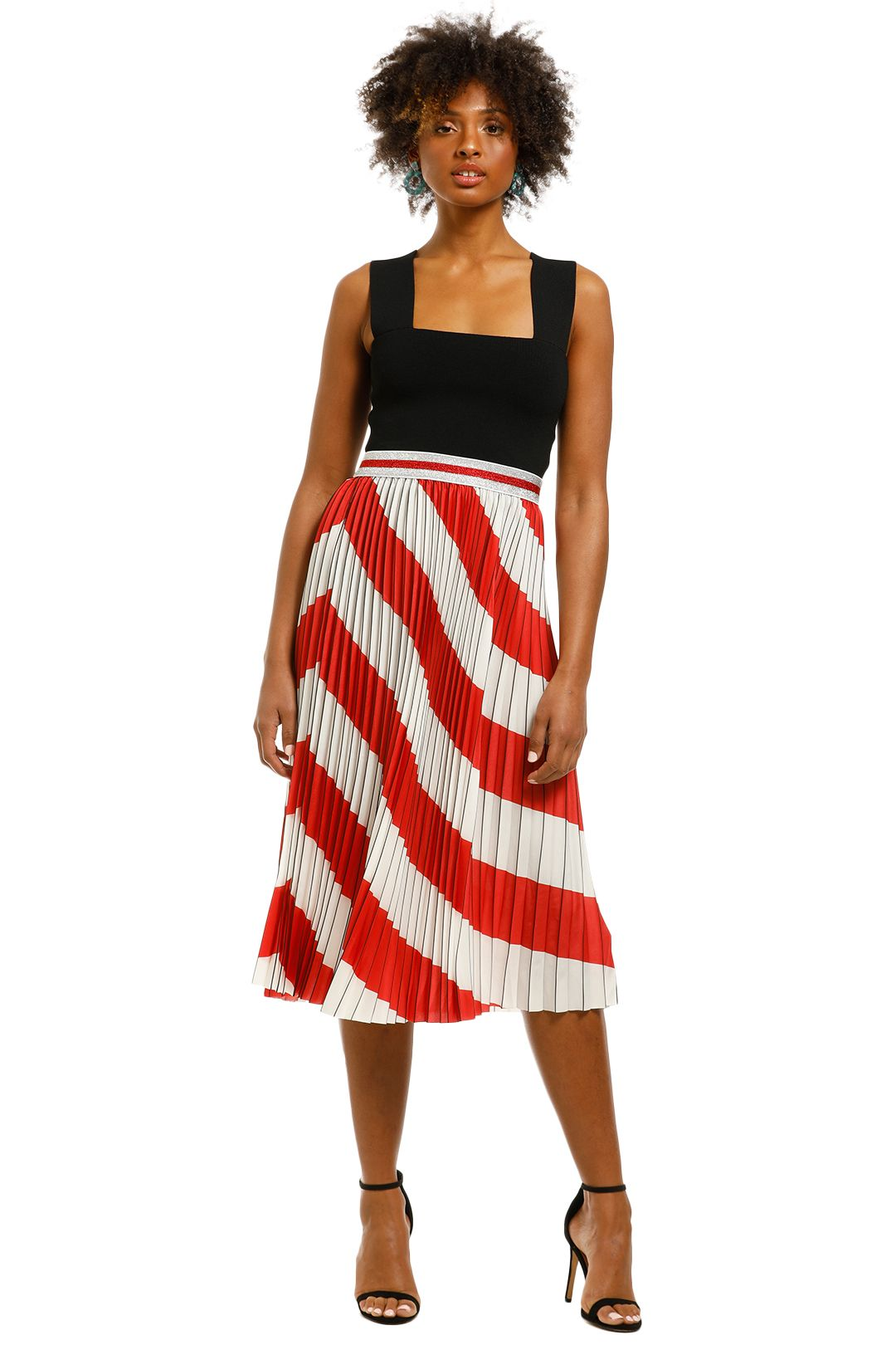 COOP-By-Trelise-Cooper-Spin-Me-Round-Skirt-Pink-White-Stripe-Front