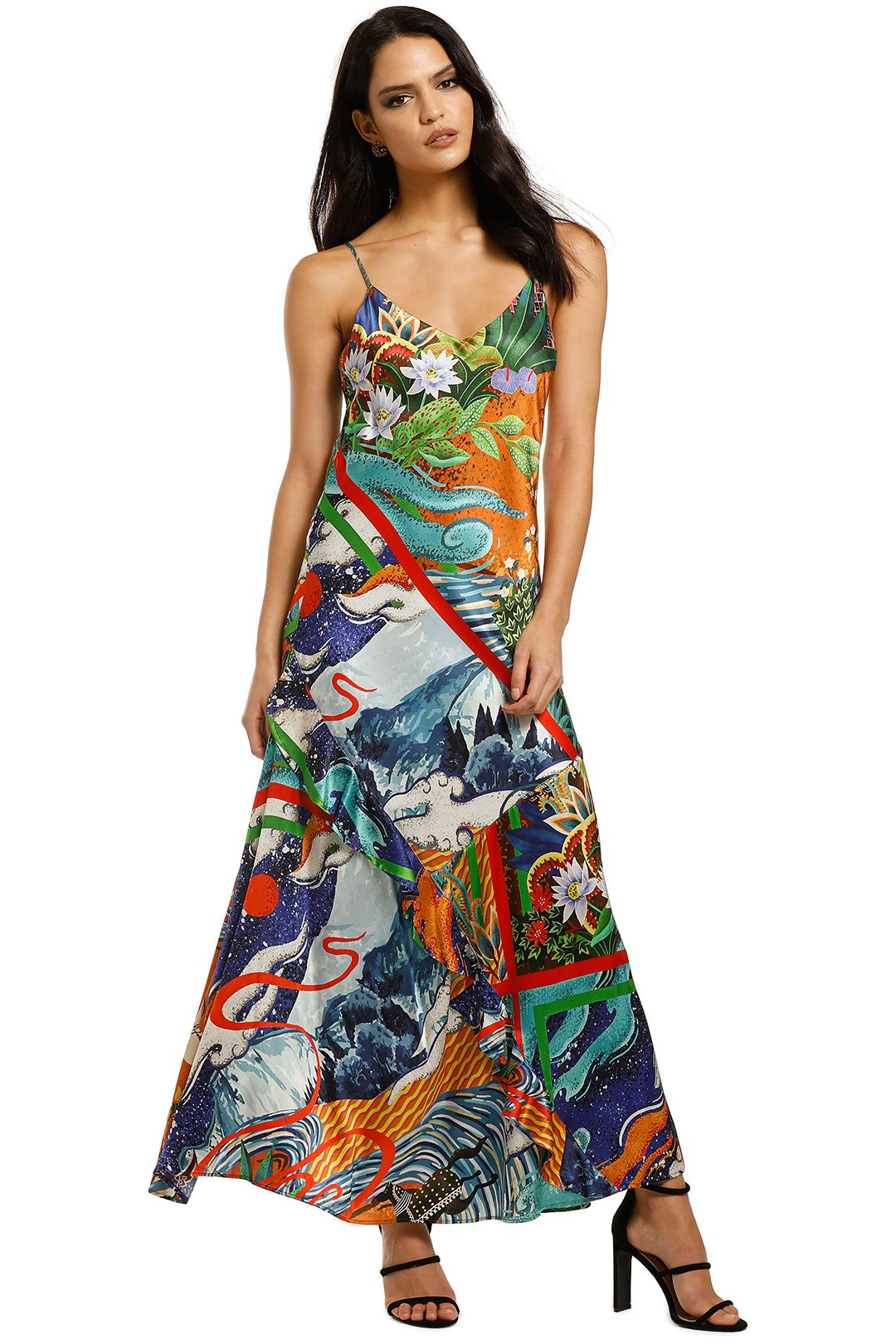Cooper-By-Trelise-Cooper-Dress-To-Impress-Silkway-Gazing-Front