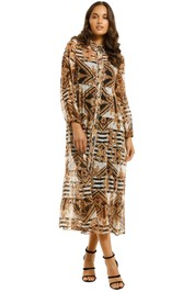 Cooper-by-Trelise-Cooper-Hunt-and-Gather-Dress-White-Gold-Front