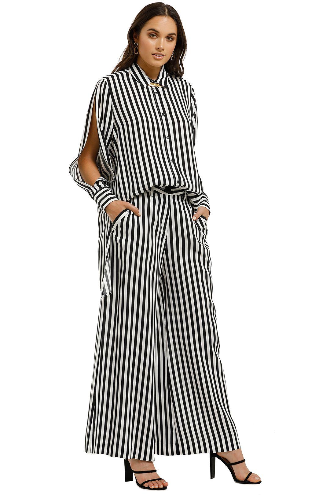 Cooper-By-Trelise-Cooper-Split-Tease-Shirt-Black-White-Stripe-Side