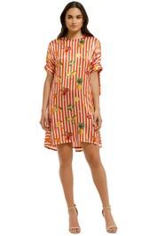 Cooper-By-Trelise-Cooper-Sunset-Shift-Dress-Orange-Stripe-Front