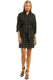 Cooper-St-Liberty-Shirt-Dress-Check-Front