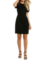 Cooper-St-Stardust-Mini-Dress-Black-Front