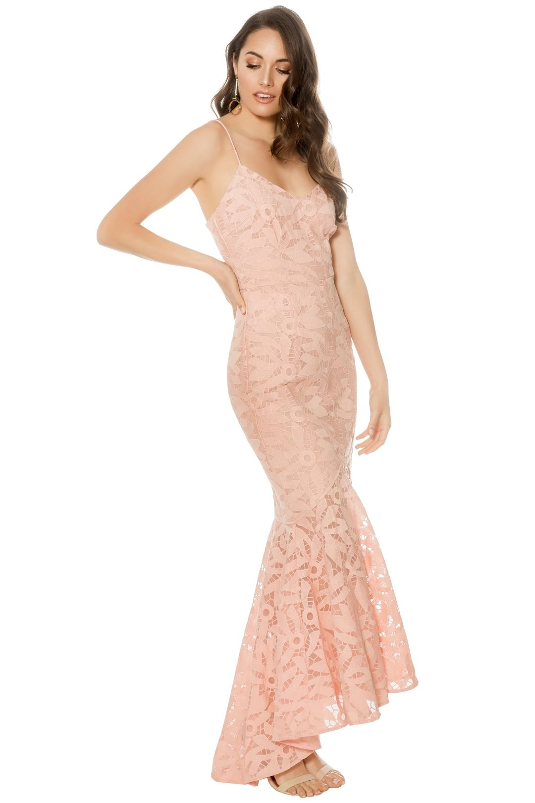 Cooper St - Lady of Venice - Pink - Side