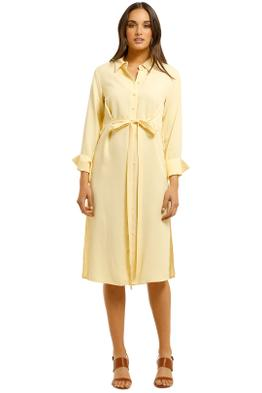 Country-Road-Belted-Shirt-Dress-Butter-Front