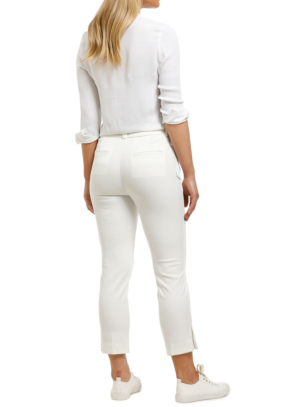 Country-Road-DBL-Cloth-Slim-Pant-Antique-White-Back