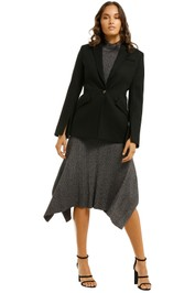 Country-Road-Tailored-Blazer-Black-Front