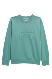 Country Road Heritage Sweat Petrol