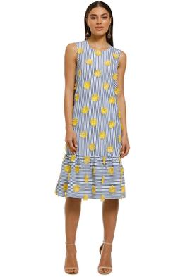 Curate-By-Trelise-Cooper-Frill-Be-Love-Dress-Stripe-Front