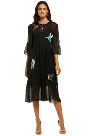 Curate-by-Trelise-Cooper-Sheer-Love-Dress-Black-Front