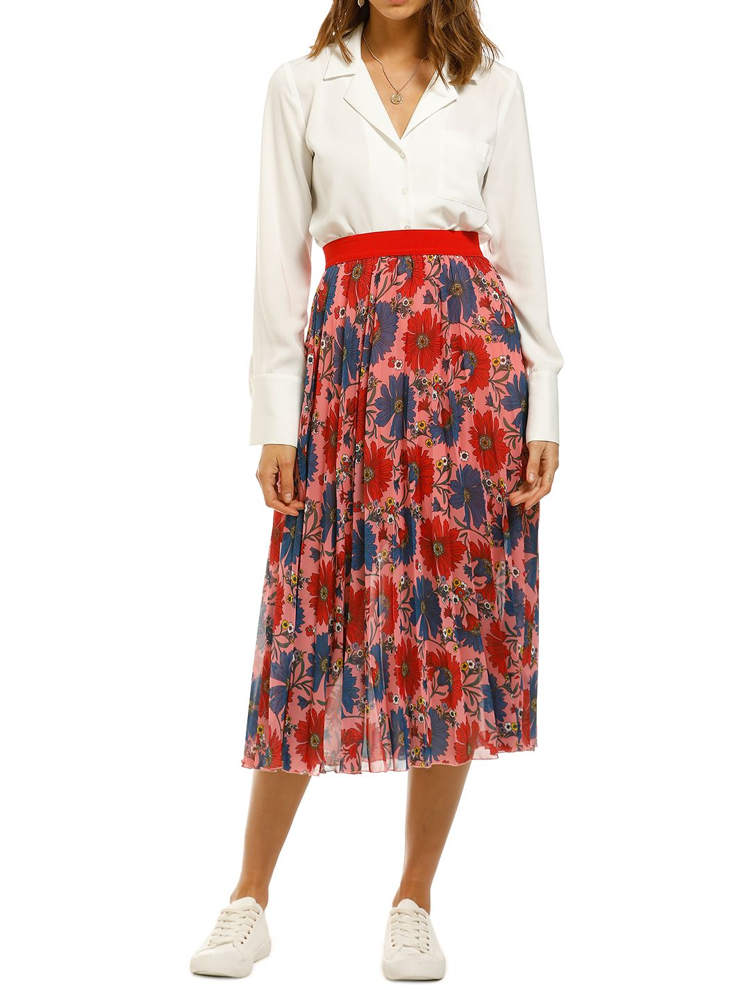 Curate-by-Trelise-Cooper-Side-Pleat-Skirt-Front