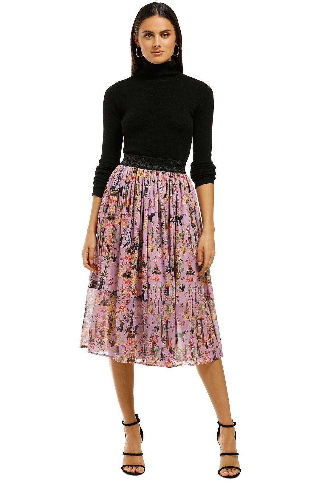Curate-by-Trelise-Cooper-Skirt-Of-Art-Skirt-Lilac-Front
