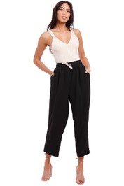 Curate by Trelise Cooper Kicking It Pant Black