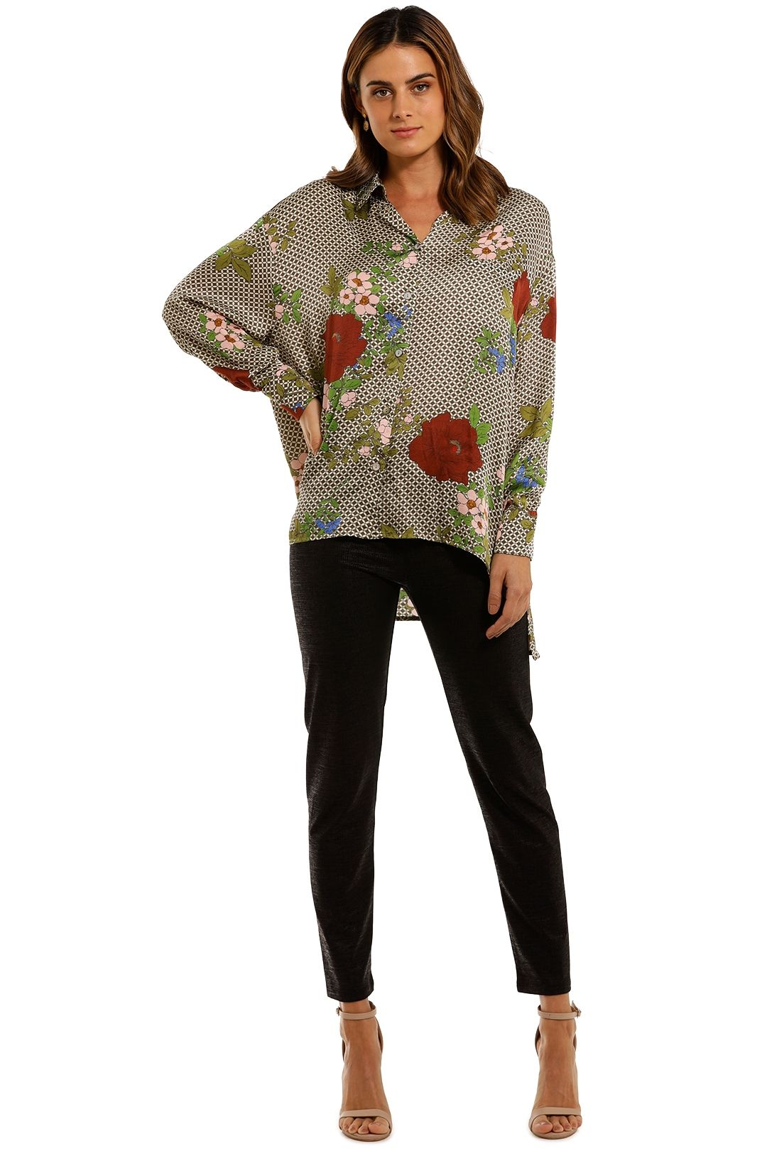 Curate by Trelise Cooper Ladies Blouse shirt