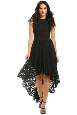 Elle-Zeitoune-Brandy-Black-Dress-Front