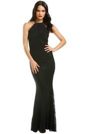 Elle-Zeitoune-Lori-Black-Gown-Front