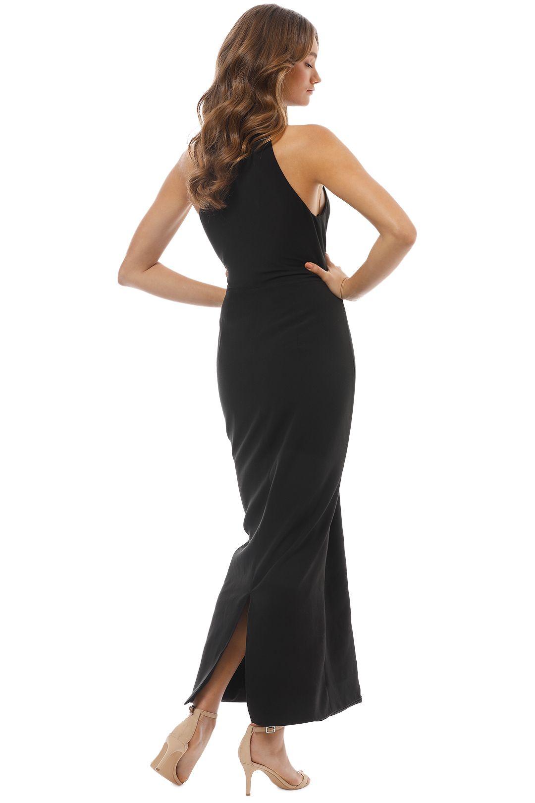 Elle Zeitoune - Harper Dress - Black - Back