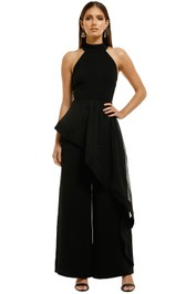 Elliatt-Adeline-Jumpsuit-Black-Front