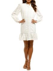 Elliatt-Azure-Dress-White-Front