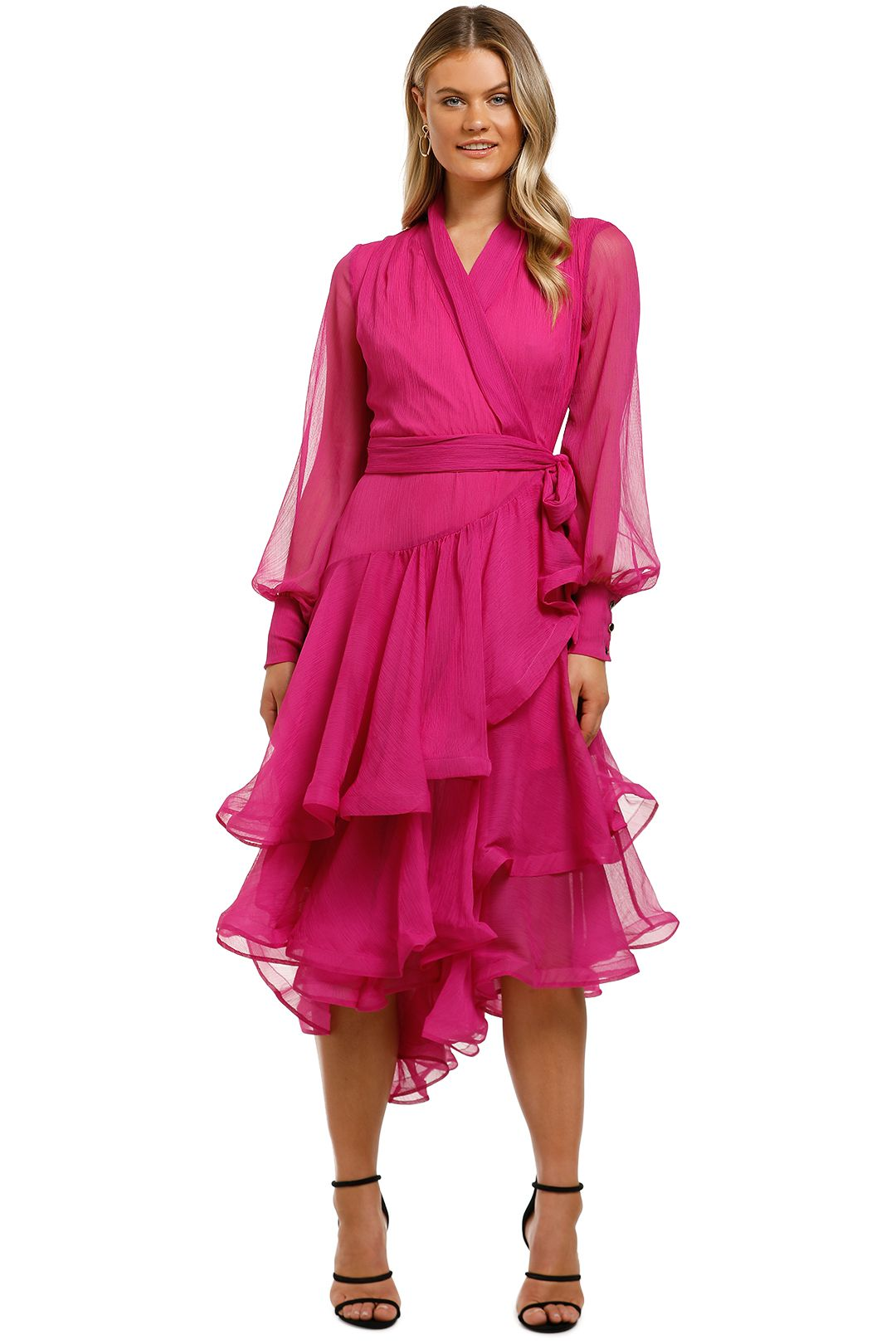 Elliatt-Cuba-Dress-Orchid-Front