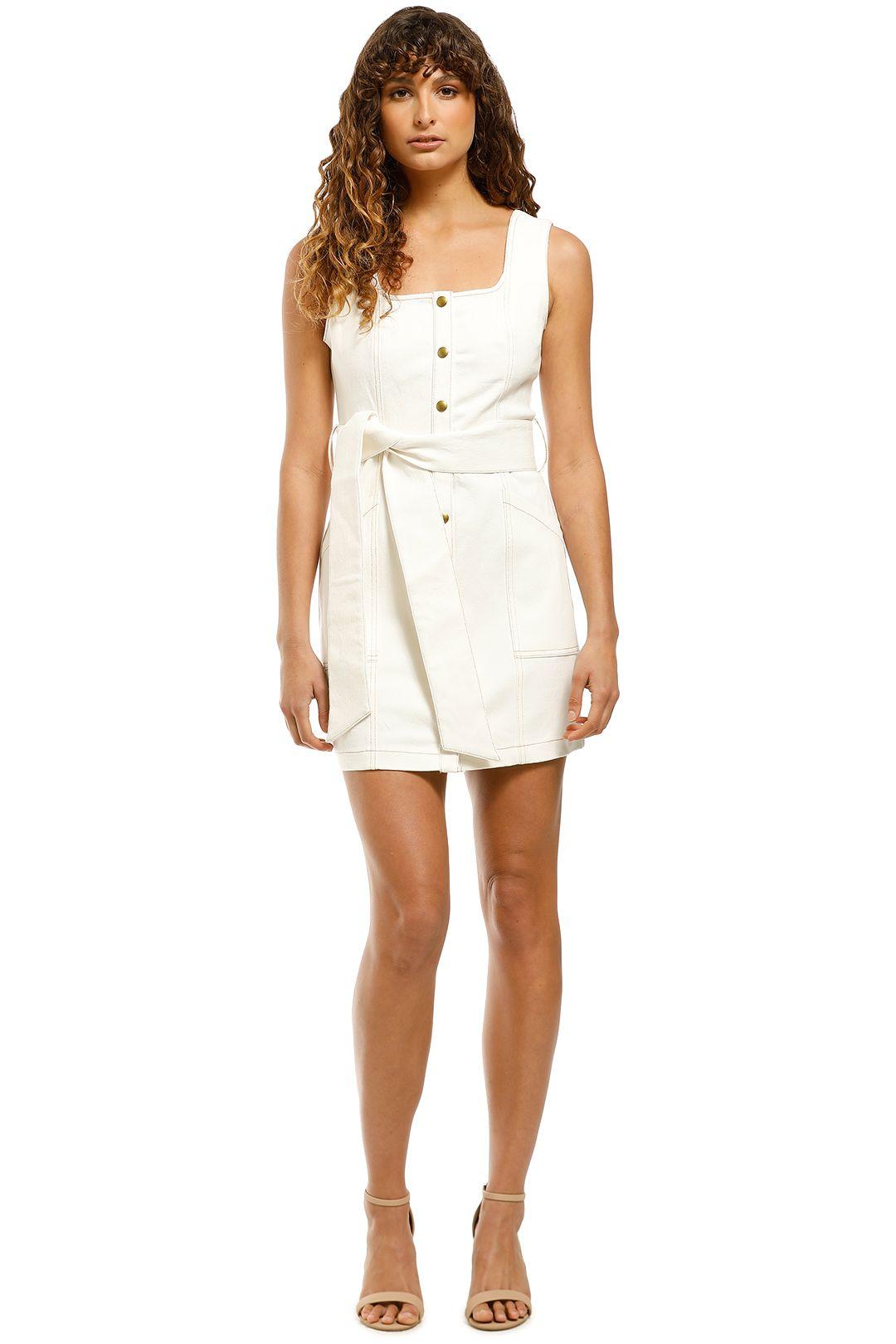Elliatt-Hope-Dress-White-Front