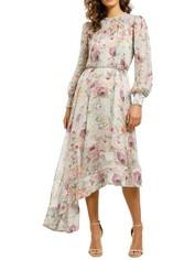Elliatt-Karishma-Dress-Multi-Front