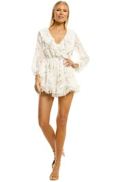Elliatt-Olympus-Playsuit-White-Front