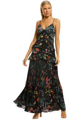 Elliatt-Paradox-Dress-Black-Front
