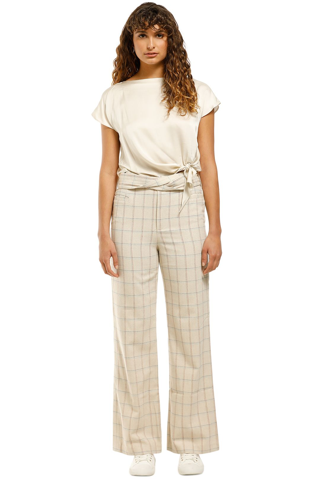 Elliatt-Success-Pant-Sand-Front