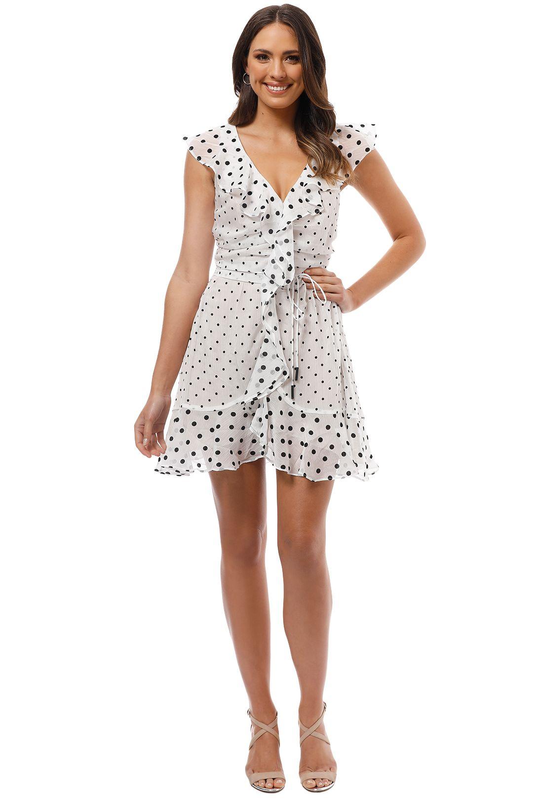 Elliatt - Dorothy Dress - White - Front