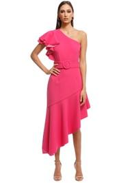 Elliatt - Finale Dress - Pink - Front
