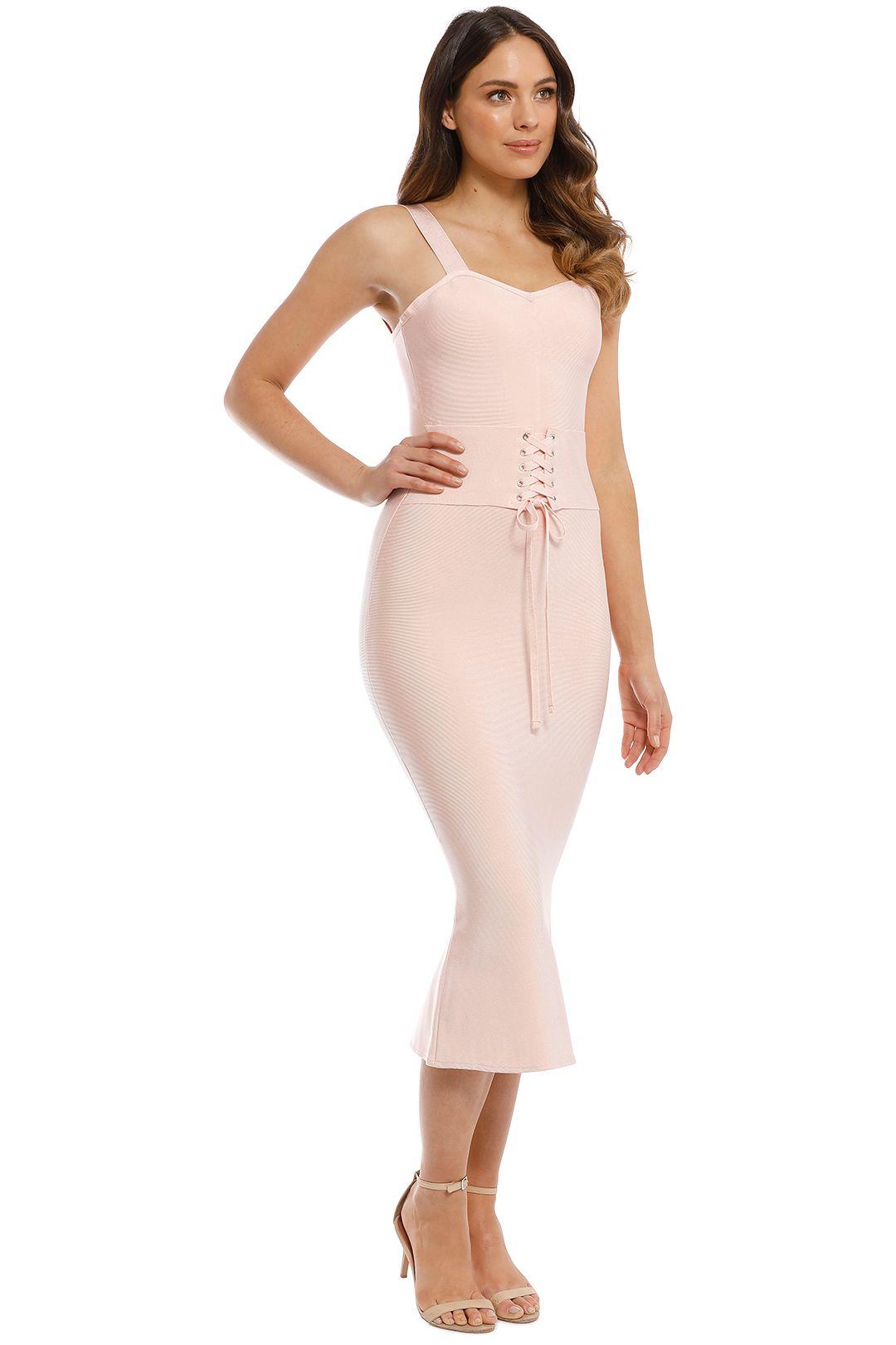 Elliatt - Kim Dress - Blush - Side
