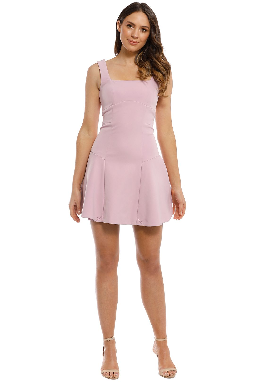 Elliatt - Pavia Dress - Blush - Front