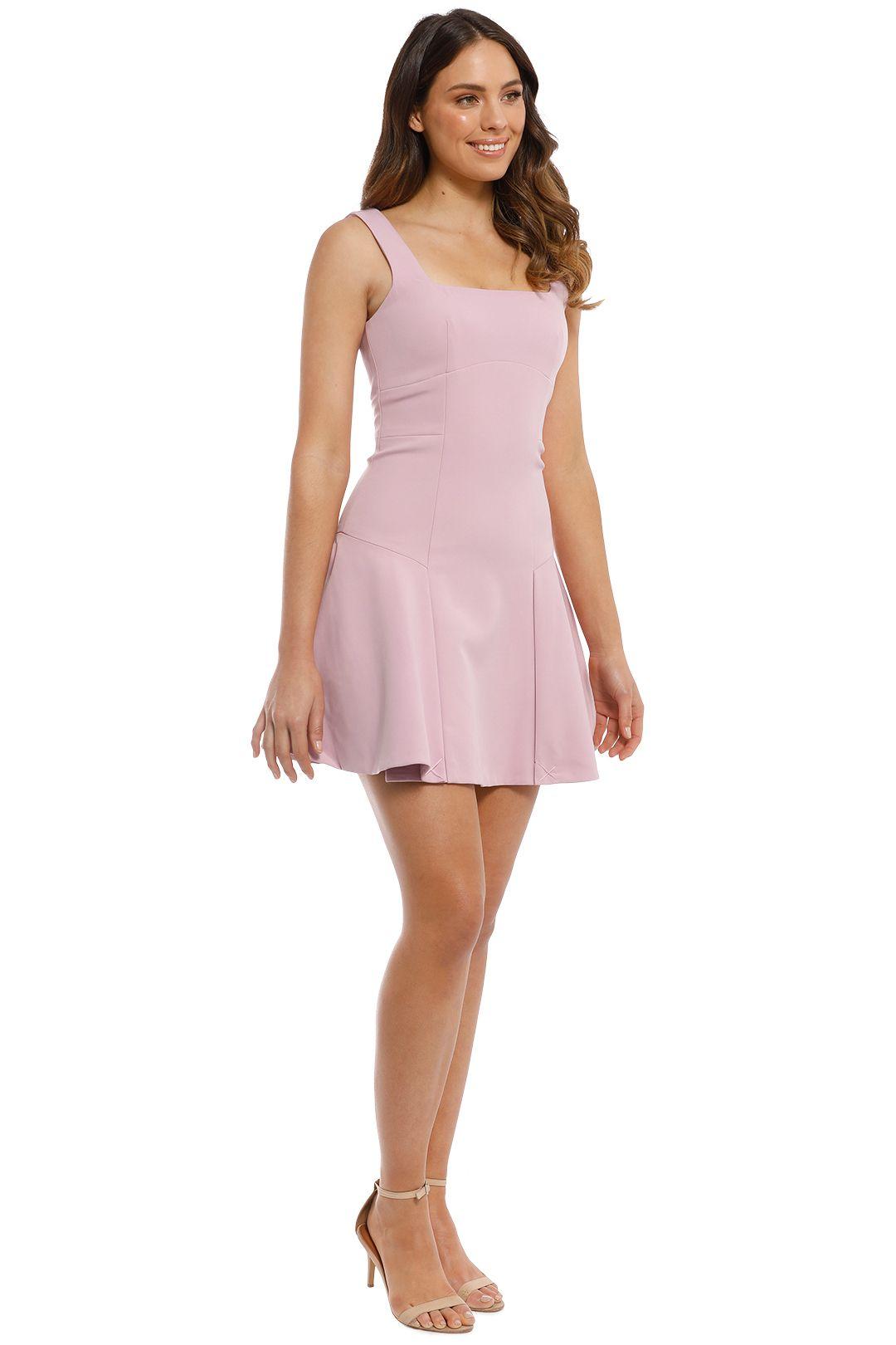Elliatt - Pavia Dress - Blush - Side