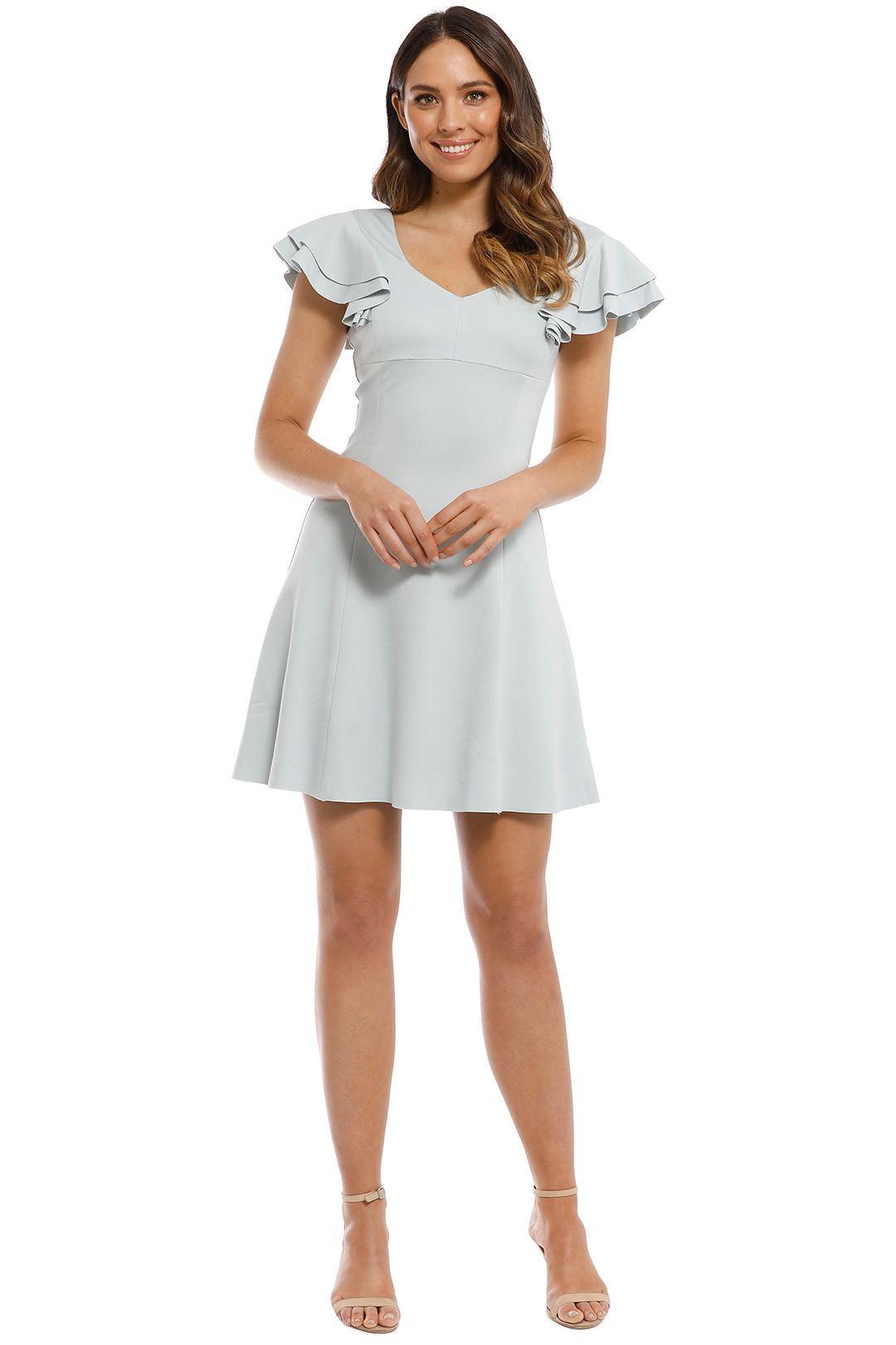 Elliatt - Sicily Dress - Mint - Front