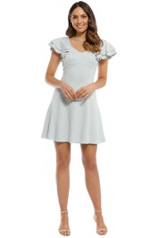 Elliatt - Sicily Dress - Mint Blue - Front