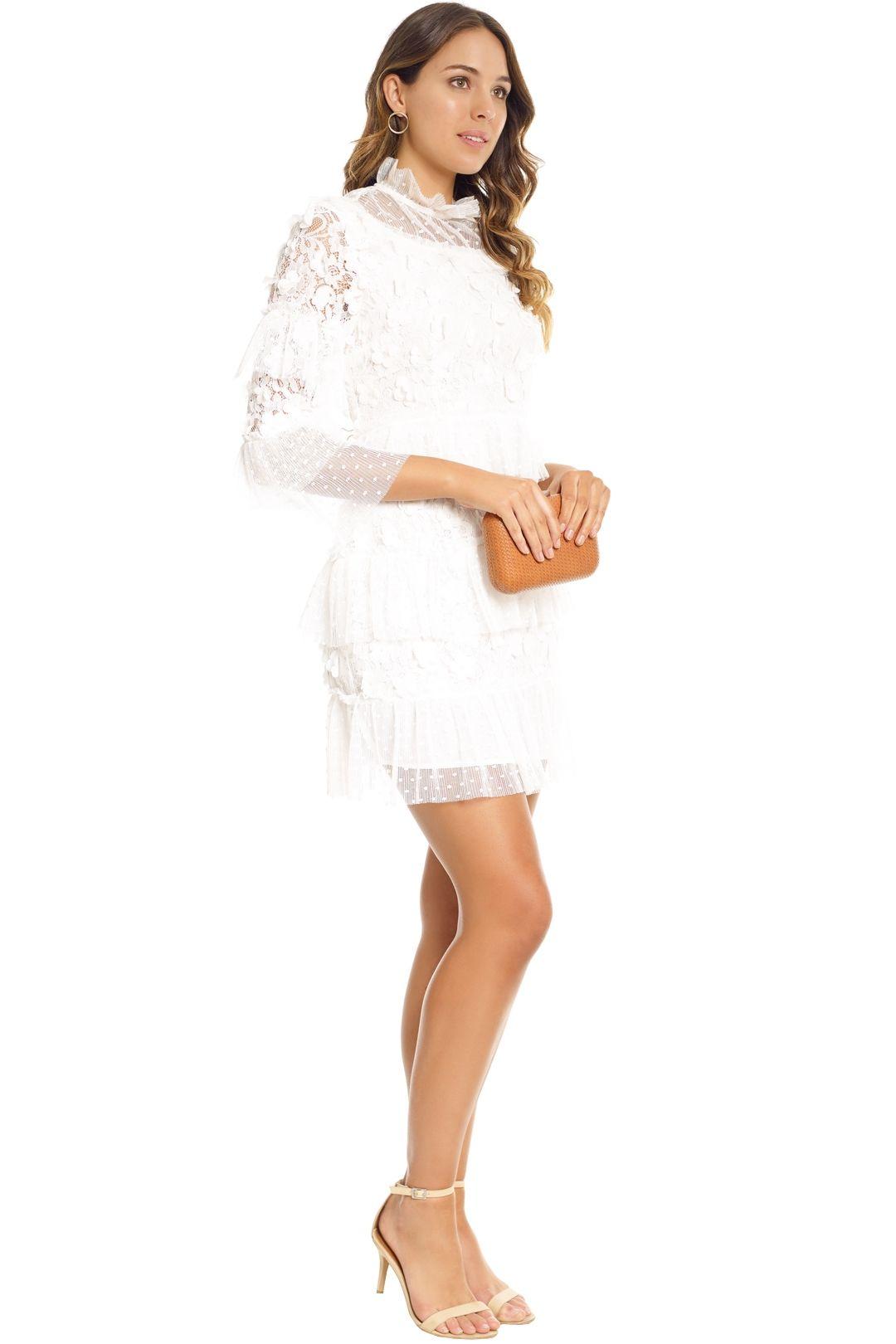 Elliatt - Titania Dress - White - Side