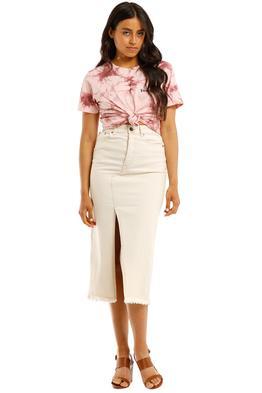 Ena-Pelly-Pink-Tie-Dye-Logo-Tee-Front