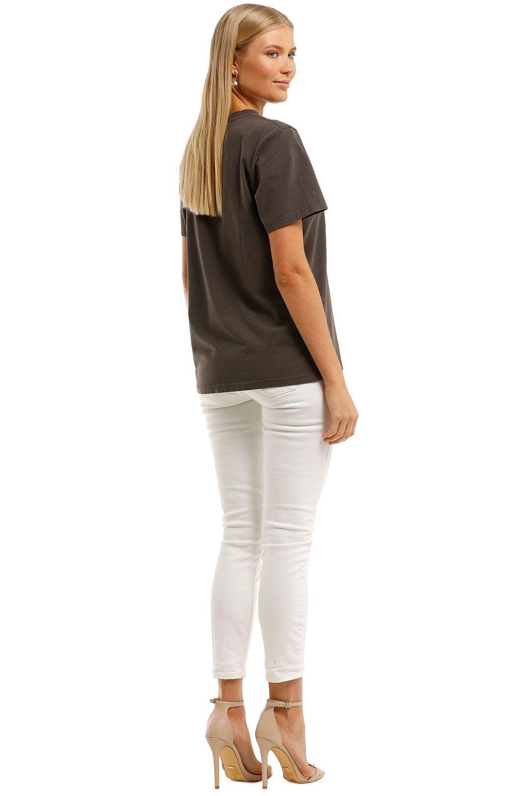 Ena-Pelly-Script-Logo-Tee-Faded-Black-Back