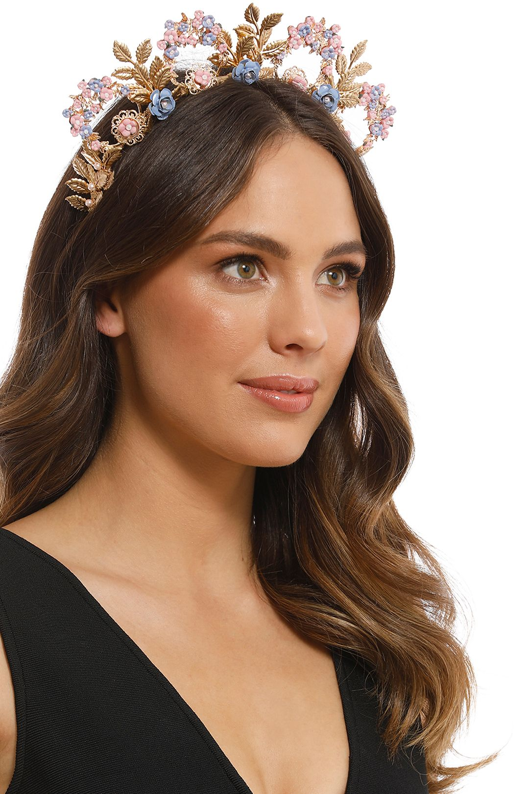 Eve Til Dawn - Violet Crown - Pink Gold - Product