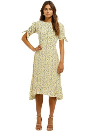 Faithfull-Emilia-Midi-Dress-Aurelia-Floral-Print-Front