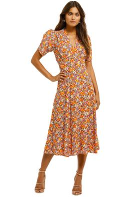 Faithfull-Meadows-Midi-Dress-Meja-Floral-Print-Front