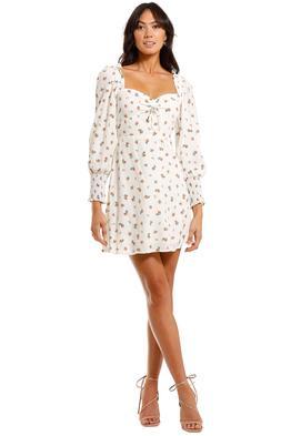 Faithfull Arianne Mini Dress Carrie Floral
