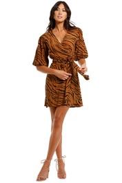 Faithfull Marissa Wrap Dress