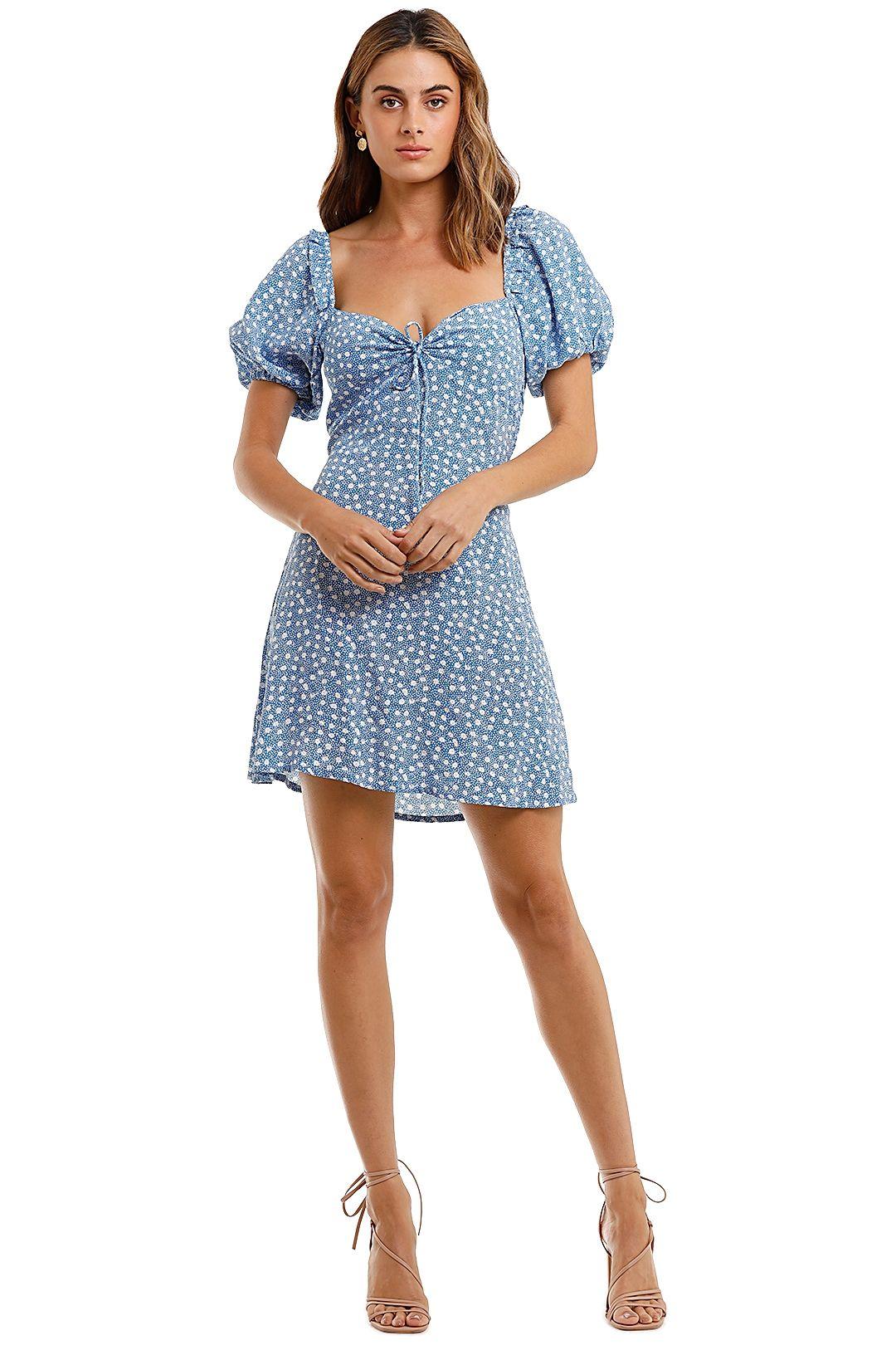 Faithfull Shimma Mini Dress