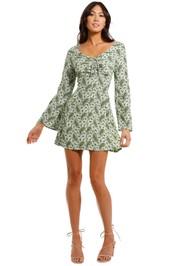 Faithfull Thomasina Mini Dress